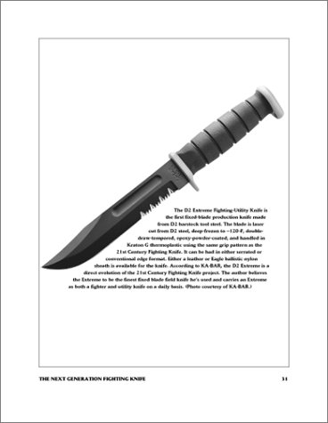 Ka-bar: The Next Generation of the Ultimate Fighting Knife ...
