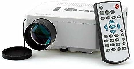 Mini proyector LCD Imagen Sistema, lámpara LED, LED, 150 lúmenes ...