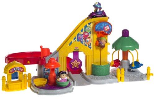 Little People Surprise Sounds Fun Park