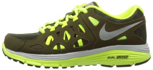 half off a1920 928c6 Nike Dual Fusion Run 2 Shield (GS) Big Kids Running Shoes 616697 300, 7