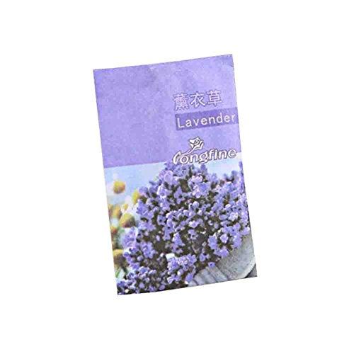 George Jimmy 32PCS Lavender Air Purifying Bags Help Sleep Mildew Deodorizer Odor Eliminator