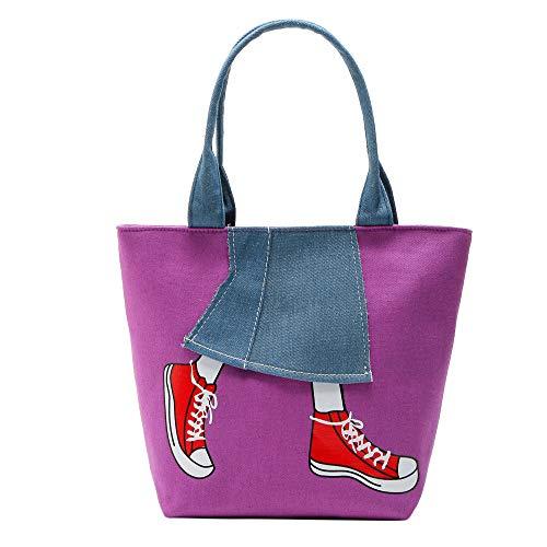 Marino Handbag Morado Azul azul Bolso Weekend Cwemimifa Lcl20190113 0AqIdI