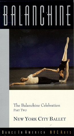Balanchine Celebration:Part Two [VHS] by Warner Home Video