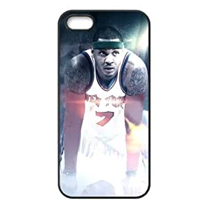 New York Knicks Carmelo Anthony Image Design for iPhone 5/5s-by Allthingsbasketball