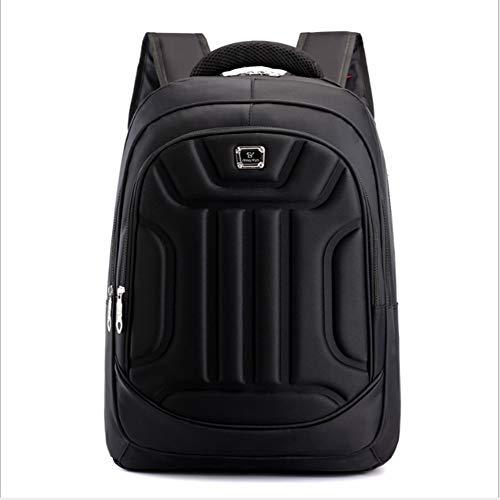 WJH Business Backpack, Large-Capacity Oxford Waterproof Shoulder Bag, Multi-Functional Leisure Travel Backpack, Fashion Student Bag