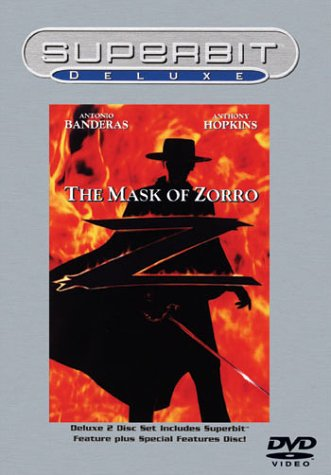 The Mask of Zorro (Superbit Deluxe Collection) -