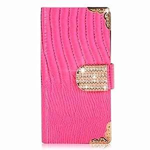 GX el nuevo shell de protección de alta calidad para el iphone 5 (color surtidos) , Pink