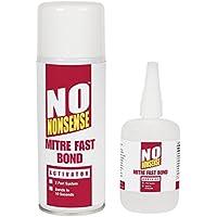 No Nonsense Mitre Adhesive Trade Pack 400ml by No Nonsense