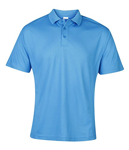 Awdis Cool Super coole Polo Performance JC041 Saphir Blau XL