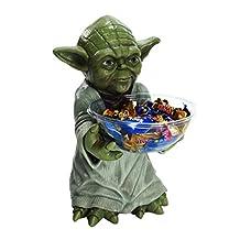 Rubies Costume Co Star Wars Yoda Candy Holder