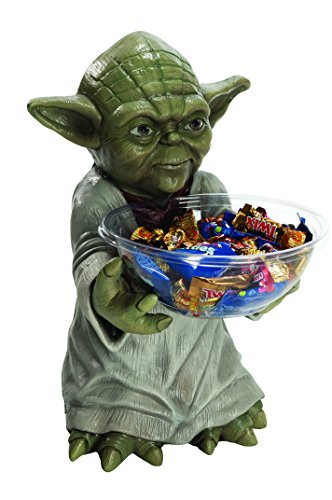 Rubie's Star Wars Yoda Candy Bowl Holder