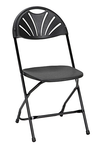 fan back folding chairs - 3