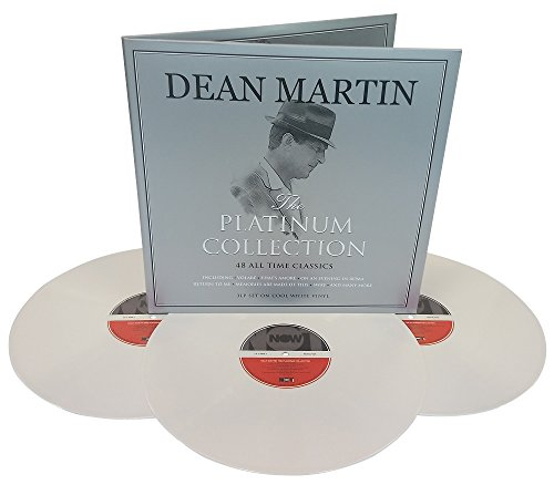 DEAN MARTIN - The Platinum Collection (White Vinyl) - Dean Martin - Zortam Music