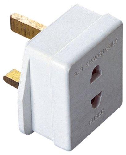- Altai Eagle 1a Shaver Socket Mains Plug Adapter