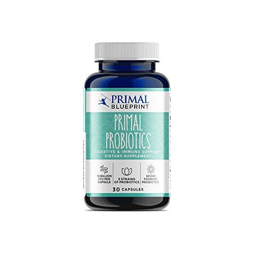 Primal Blueprint, Primal Probiotics, 30 Count