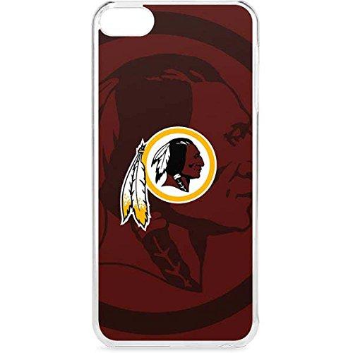 Redskins Skin Ipod Washington - Skinit NFL Washington Redskins iPod Touch 6th Gen LeNu Case - Washington Redskins Double Vision Design - Premium Vinyl Decal Phone Cover