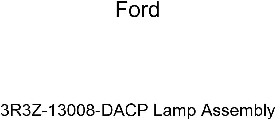 Genuine Ford 3R3Z-13008-DACP Lamp Assembly