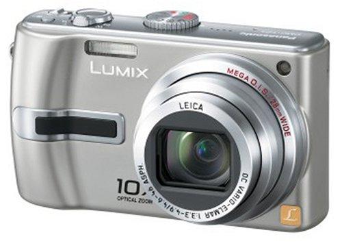 Panasonic デジタルカメラ LUMIX (ルミックス) DMC-TZ3 シルバー