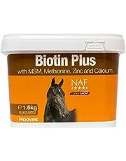 NAF Equine Equine 5032410012910 Biotin Plus – 1,5 kg