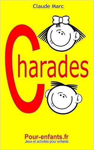 Extrêmement Amazon.fr - Charades pour enfants: 100 jeux de charades pour  FD19