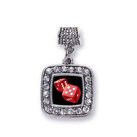 262624200 Amazon.com: Roll the Dice Charm Fits Pandora Bracelets & Compatible ...