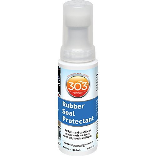 303 Rubber Seal Protectant and Conditioner for Weather Seals - 3.4 fl. oz. ()