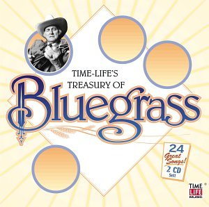 Time Life's Treasury Of Bluegrass by Time Life Records