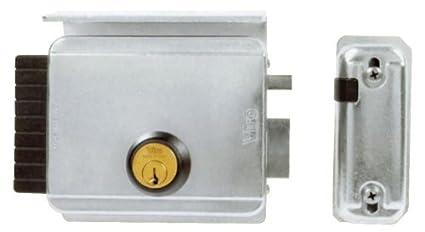 Cerradura eléctrica Aplicar Arte Viro V97 8992 DX 50-80 mm de tamaño