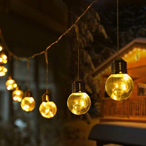 Camper Patio String Lights in US - 6