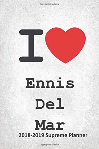 I Ennis Del Mar 2018-2019 Supreme Planner: Ennis Del for sale  Delivered anywhere in Canada
