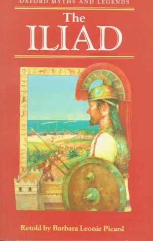 The Iliad of Homer (Oxford Myths and Legends)
