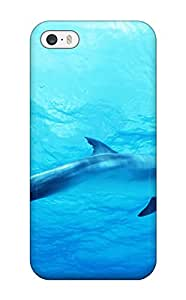 MrYbooH9479akbeg Faddish Dolphins Case Cover For Iphone 5/5s