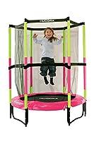 Hudora Sicherheitstrampolin Jump In 140, pink, 65609