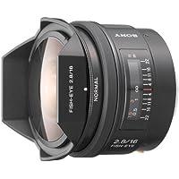 SONY 16mm F2.8 Fisheye SAL16F28 - International Version (No Warranty)
