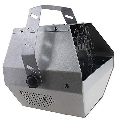Tenozek 30W Automatic Mini Bubble Maker Machine Auto Blower for Wedding/Bar/Party/ Stage Show Silver by Tenozek (Image #3)