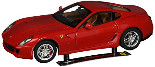 (Ferrari 599 GTB Fiorano Super Elite Red 1:18 Diecast Model)