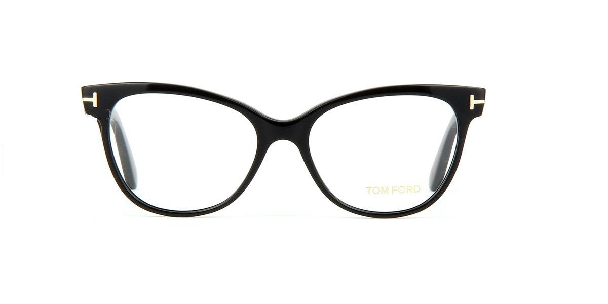 Tom Ford for woman TF5291 - 001, Designer Eyeglasses Caliber 55 by Tom Ford