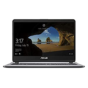 ASUS X507 ( Core i3- 6th Gen/8 GB/1TB HDD / 15.6″ FHD/ Windows 10/ 2GB MX110 ) Thin and Light X507UB- EJ186T ( Stary Grey /1.6 kg)