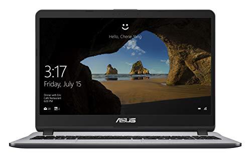 ASUS X507 ( Core i3- 6th Gen/4 GB/1TB HDD / 15.6″ FHD/ Windows 10/ 2GB MX110 ) Thin and Light X507UB- EJ187T ( Stary Grey /1.6 kg)