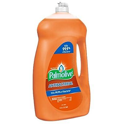 Palmolive Ultra Antibacterial Orange Dish Soap, 56 Oz