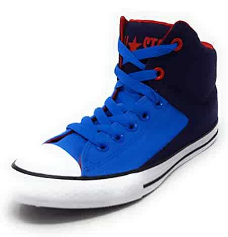 Converse CTAS High Street Hi Midnight Indigo Italy Blue 428d38fb2