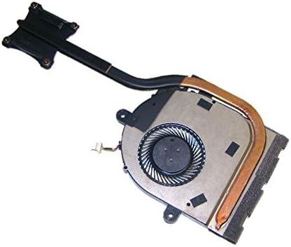 New Genuine HP Pavilion X360 15-BK Fan and Heatsink 862523-001