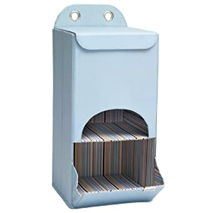 JJ Cole Diaper Stacker, Blue Stripe (Discontinued by Manufacturer)