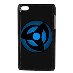 iPod Touch 4 Case Black naruto Shippuden WYF Phone Case For Girls Generic