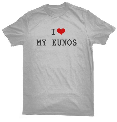 i-love-my-eunos-t-shirt-grey-by-bertie-free-worldwide-shipping
