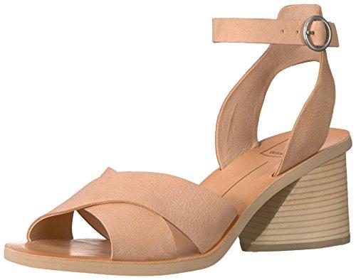 Dolce Vita Women's Roman Heeled Sandal Blush Nubuck 10 M US