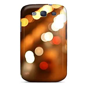 New Diy Design Blur Lights 2 For Galaxy S3 Cases Comfortable For Lovers And Friends For Christmas Gifts