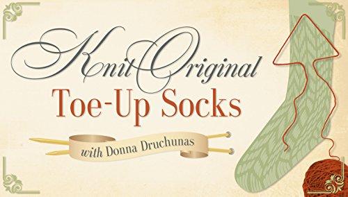 Knit Original Toe-Up Socks ()