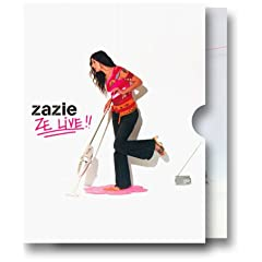 Zazie : Ze Live - Édition Collector Limitée 2 DVD