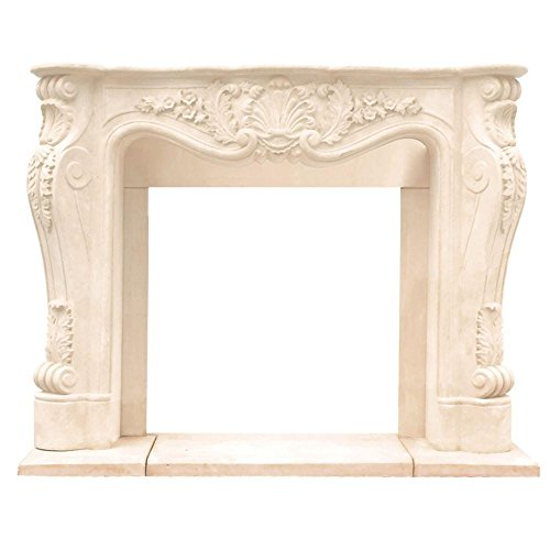 Historic Mantels Limited Chateau Series Louis XIII Mantel CL14002 ()